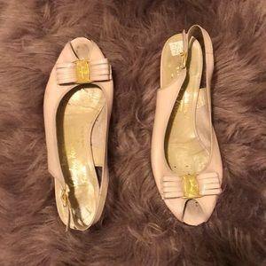 Vintage Ferragamo Pink Sandal